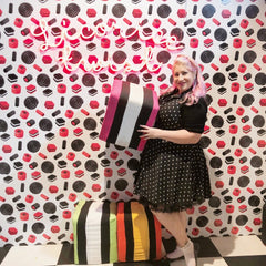 Giant Licorice Allsorts at Sugar Republic