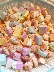Marshmallow Scrappies
