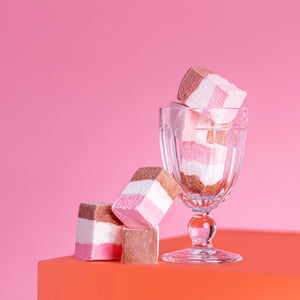 Ice Cream flavoured Handmade Marshmallows