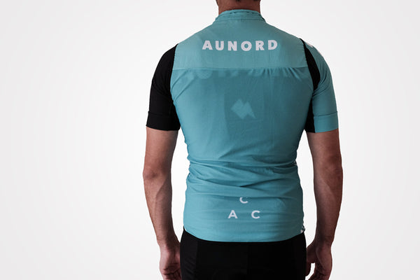 Aunord cycling windvest cyclingkit wind vest vélo velo vetement vêtement short