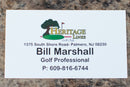 Golf Lessons with our Pro Bill Marshall $125