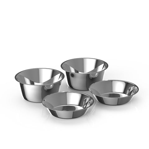 "Replacement Bowls - Small 4"" Feeder"