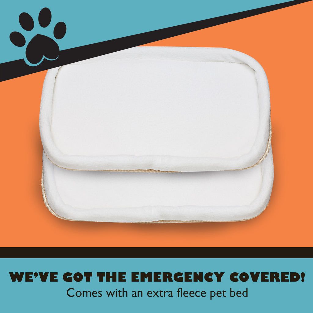 Replacement Mats for Pet Carrier (Set of Two)