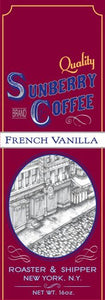 French Vanilla Coffee, One Pound