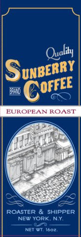 Our European Roast Coffee, One Pound, Ground