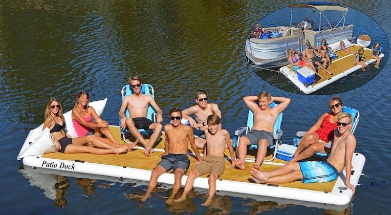 Lake Life: How an Inflatable Dock can Enhance Your Summer Fun