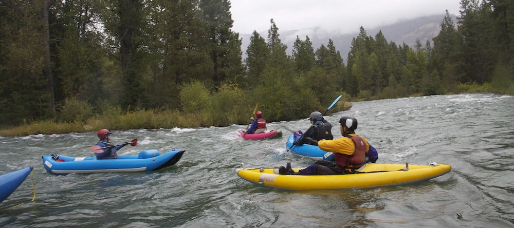 7 Things You Need to Know When Buying an Inflatable Kayak