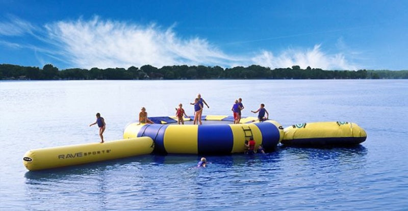 Best Water Trampoline Buyers Guide