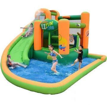 Water Slides & Bounce Houses
