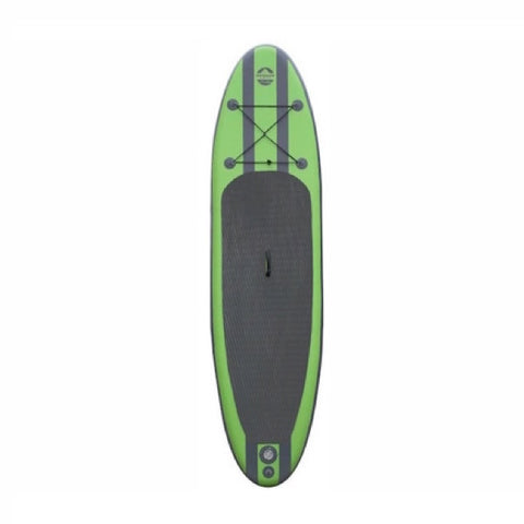 Outdoor Tuff 11ft Inflatable Stand Up Paddle Board Sport Plus 5 top side