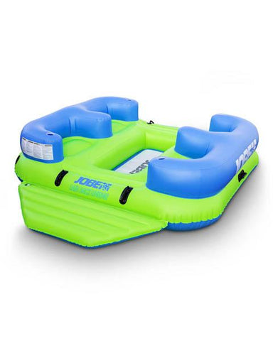 Jobe Laid Back Lounge 4 Person Inflatable Float