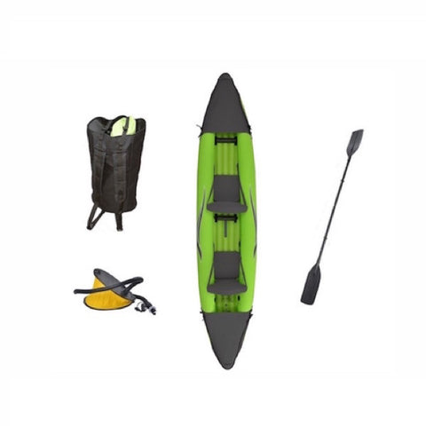 Outdoor Tuff Stinger IV Two Person Inflatable Sport Kayak display