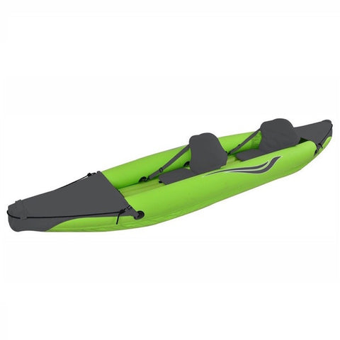Outdoor Tuff Stinger IV Two Person Inflatable Sport Kayak side view