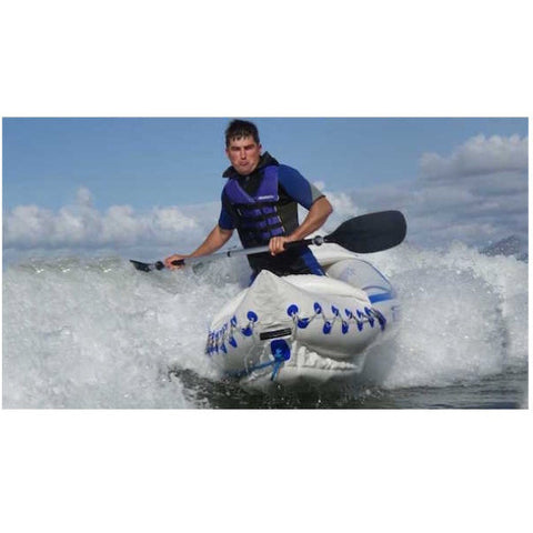 Sea Eagle 330 Sport Inflatable Kayak - Kayak -  Sea Eagle - Splashy McFun Watersports