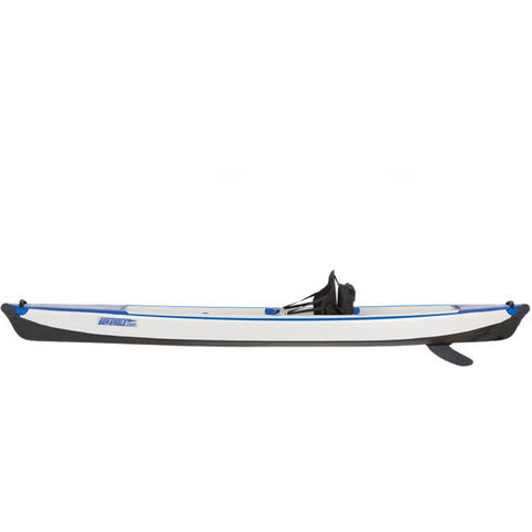 Sea Eagle RazorLite 393rl Inflatable Kayak side view