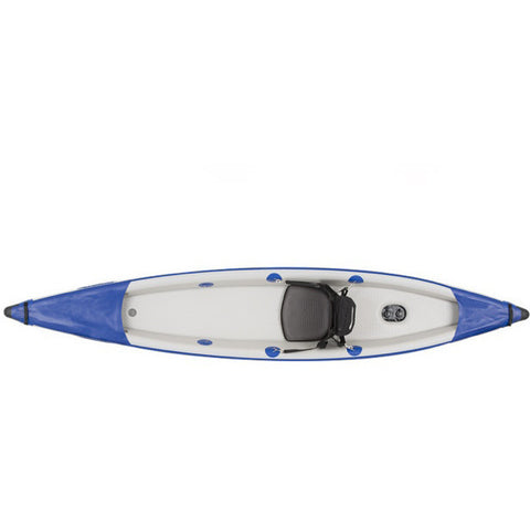 Sea Eagle RazorLite 393rl Inflatable Kayak top view.