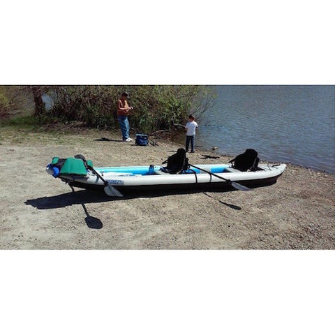 Sea Eagle FastTrack 465FT Inflatable Kayak - Kayak -  Sea Eagle - Splashy McFun Watersports