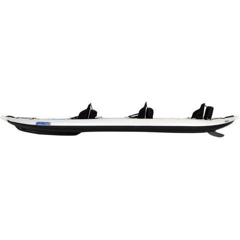 Sea Eagle FastTrack 465FT Tandem Inflatable Kayak side view.
