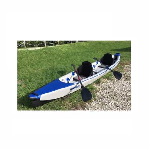 Sea Eagle RazorLite 473rl Inflatable Kayak ready to launch