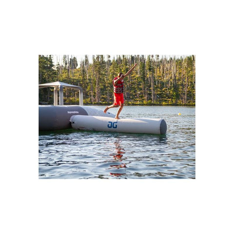 Aquaglide 50/50 Log Water Trampoline Attachment