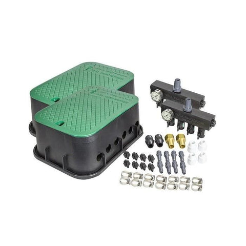 8 Port Remote Manifold Kit for Airmax PS80