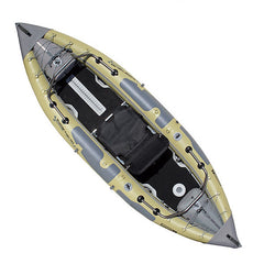 Advanced Elements StraitEdge Angler Pro 1 Person Inflatable Fishing Kayak