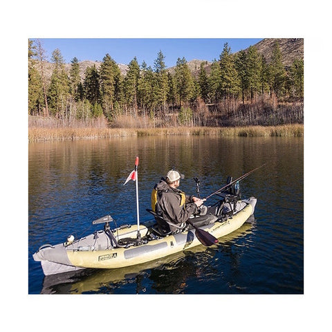 Advanced Elements StraitEdge Angler Pro 1 Person Inflatable Kayak - Kayak -  Advanced Elements - Splashy McFun Watersports