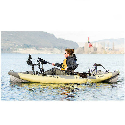 Advanced Elements StraitEdge Angler Pro 1 Person Inflatable Kayak
