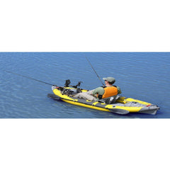 Advanced Elements StraitEdge Angler 1 Person Inflatable Fishing Kayak