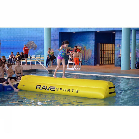 Rave Sports Aqua Beam 13 Water Trampoline Attachment - Water Park Attachment -  Rave - Splashy McFun Watersports
