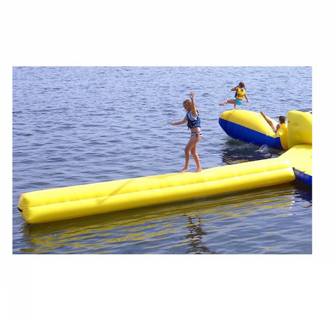 Rave Aqua Beam 20 Water Trampoline Attachment - Water Park Attachment -  Rave - Splashy McFun Watersports