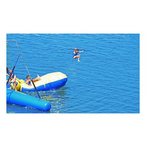 Rave Aqua Launch Water Trampoline Attachment - Water Park Attachment -  Rave - Splashy McFun Watersports
