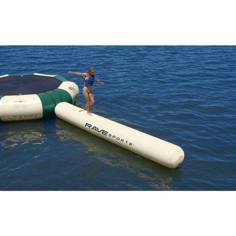 Rave Aqua Log Water Trampoline Attachment - Water Park Attachment -  Rave - Splashy McFun Watersports