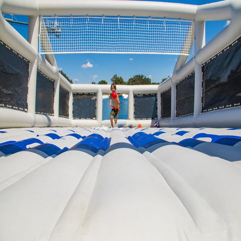 Aquaglide Arena 30 Inflatable Volleyball Sports Arena