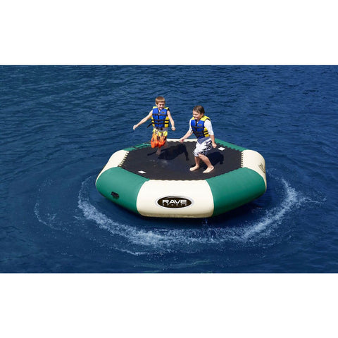 Rave Bongo 10 Water Bouncer - Water Bouncers -  Rave - Splashy McFun Watersports