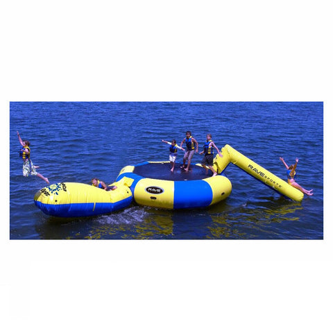Rave Bongo 15 Water Bouncer Water Park - Water Bouncers -  Rave - Splashy McFun Watersports