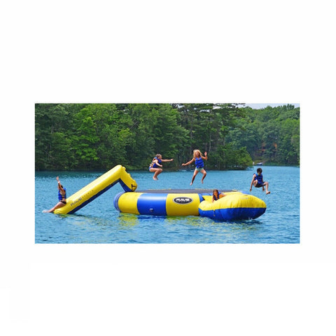 Rave Bongo 20 Water Bouncer Water Park - Water Bouncers -  Rave - Splashy McFun Watersports