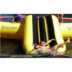 Island Hopper Bounce N Slide Attachment