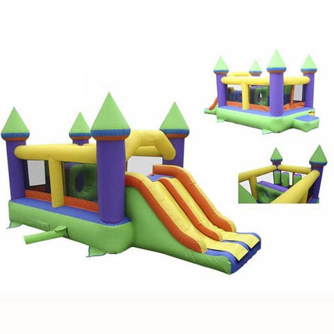 KidWise Bounce and Slide Castle