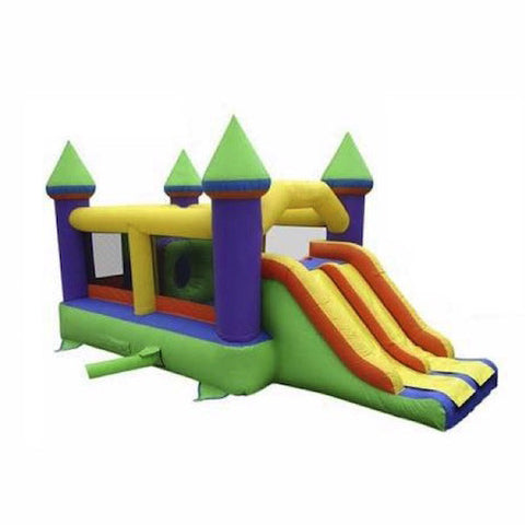KidWise Bounce and Slide Castle - Bounce House -  KidWise - Splashy McFun Watersports