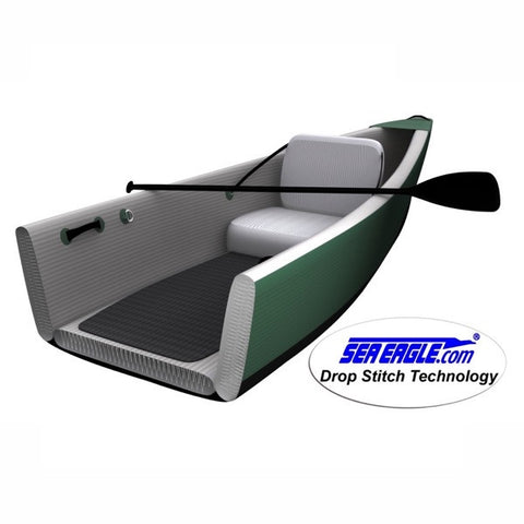 Sea Eagle Inflatable Travel Canoe 16