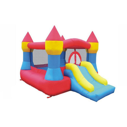 KidWise Castle Bounce and Slide Bounce House