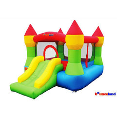 Bounceland Castle Bounce N Slide with Hoop