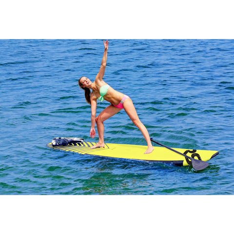 Rave Chevron 11' Soft Top Stand Up Paddle Board (SUP)