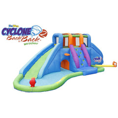 KidWise Cyclone 2 Back to Back Water Park and Lazy River