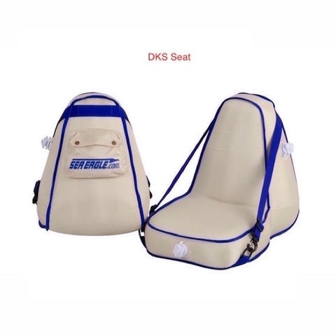 Sea Eagle NeedleNose 116 Inflatable SUP DKS Seats