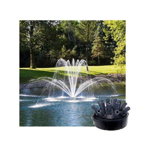 Airmax Double Arch Premium Spray Fountain Nozzle