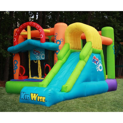 KidWise Double Shot Bouncer