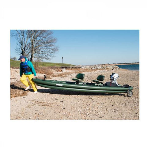 Sea Eagle EZ Cart - Inflatable Boat Accessories -  Sea Eagle - Splashy McFun Watersports