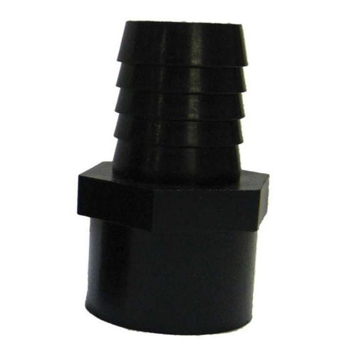 "Easy Pro SS41234 Black Fitting 1/2"" FPT x 3/4"" Barb"